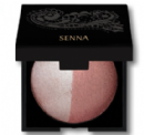 SENNA Divine Shine Shade 02 (Pink Highlighter & Blusher)